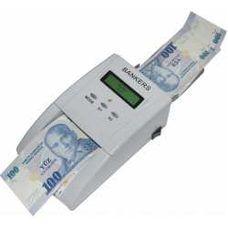 BANKERS-93 sahte para kontrol